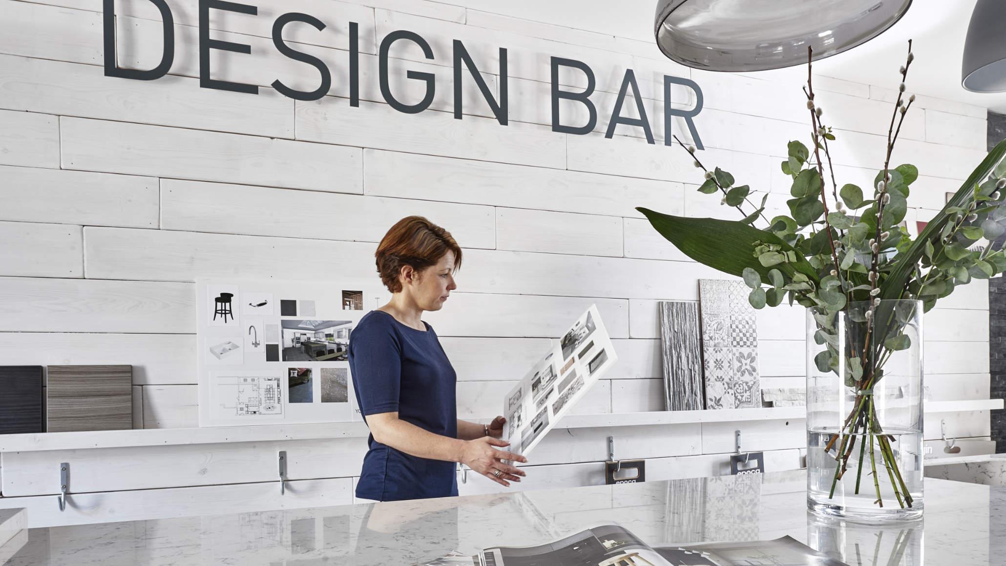 Kitchen designer Jo Buckerfield