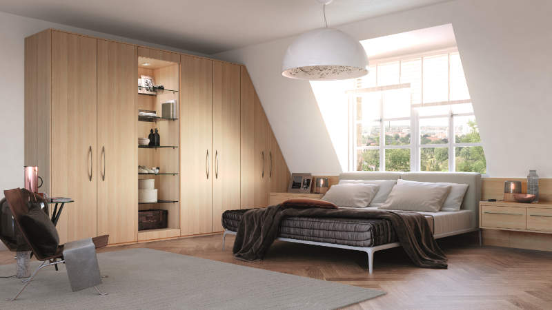 Ava Bedroom wardrobes
