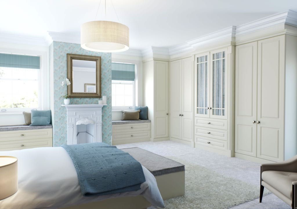 Florence fitted wardrobes