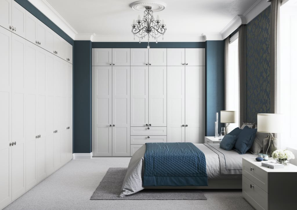 Sofia fitted wardrobes
