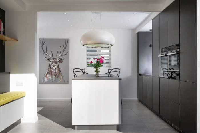 Kitchen design Bridgend