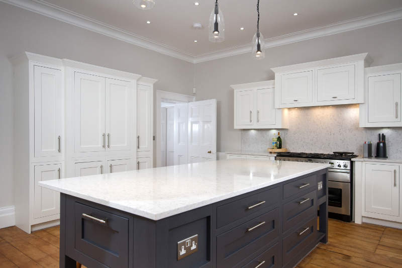 Traditional kitchen Cowbridge