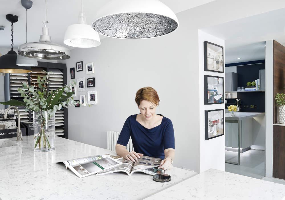 Jo Buckerfield kitchen designer