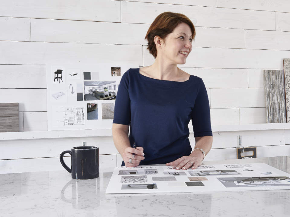 Jo Buckerfield Kitchen Designer