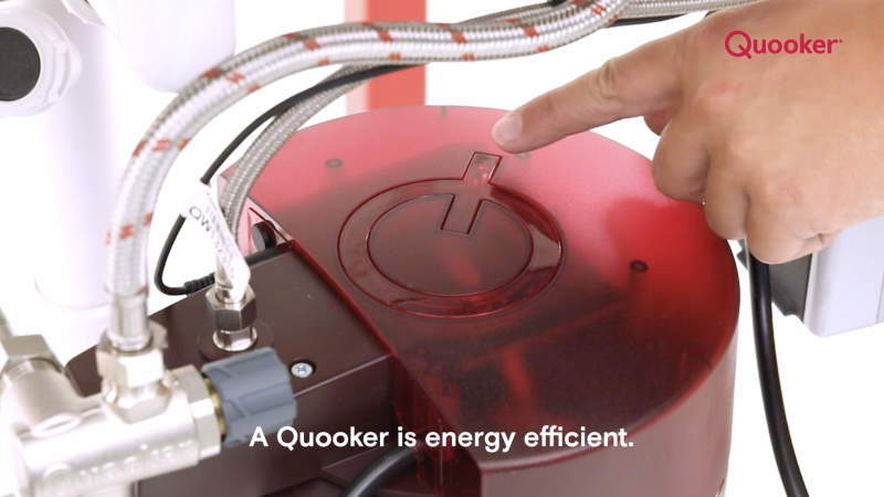 How ro use Quooker video