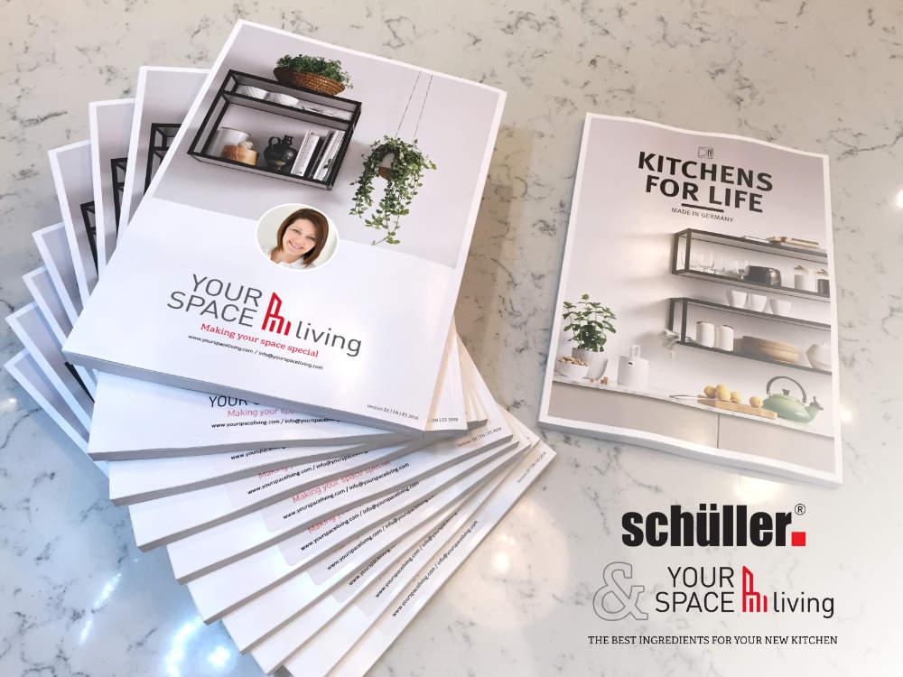 Schuller kitchen brochure 2018