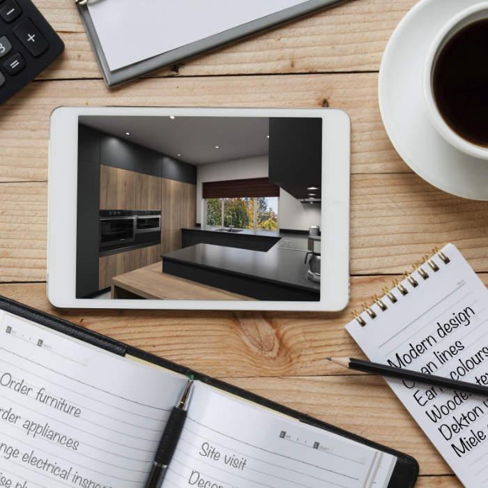 Kitchen installation planning