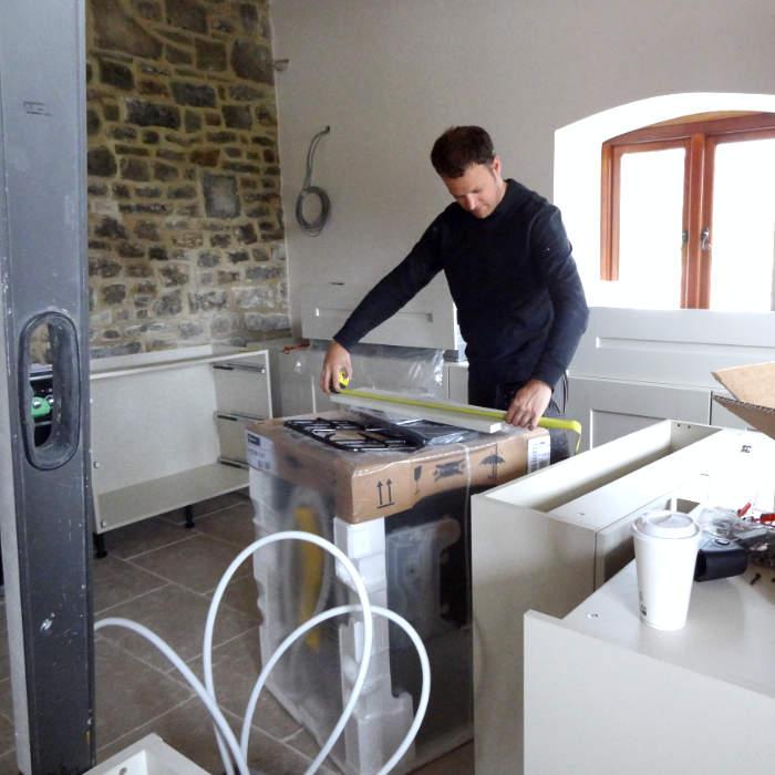 Kitchen Installation fitters