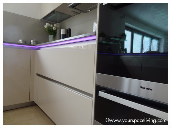 Schuller kitchen with Miele Appliances
