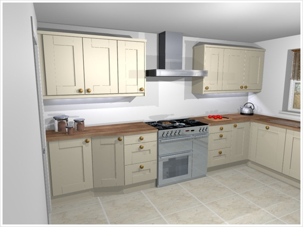 Nice Kitchen Designs With Range Cookers