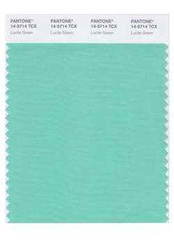 Pantone bevelled glass