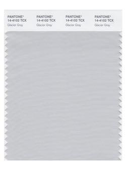 Pantone glacier grey
