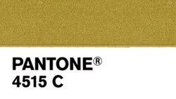 Pantone gold