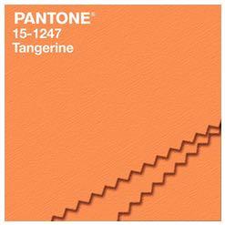Pantone tangerine