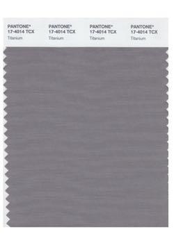 Pantone titanium