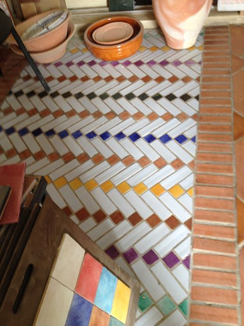 Decorative Spanish Tiles from Alhambra Home & Garden