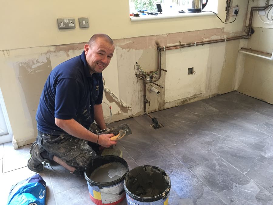 kitchen tilers for cardiff and the vale of glamorgan