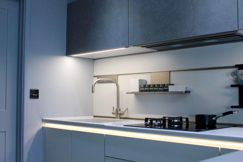 Schuller kitchen in grey