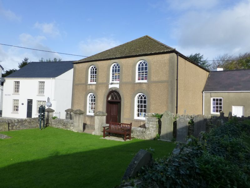 grade 2 listed building in llantwit major