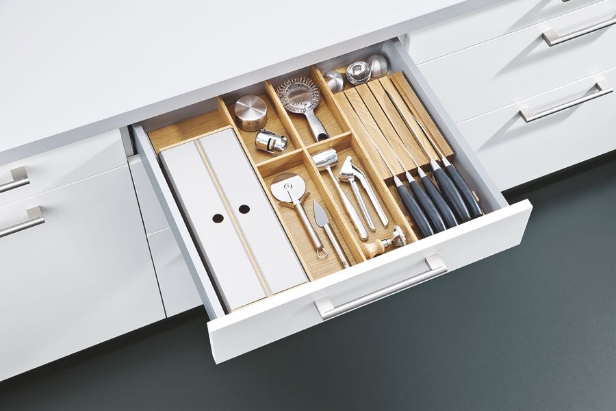 schuller wooden drawer inners