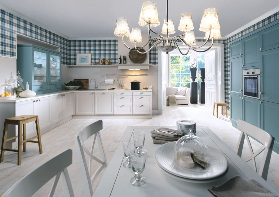 modern country kitchen schuller cambia