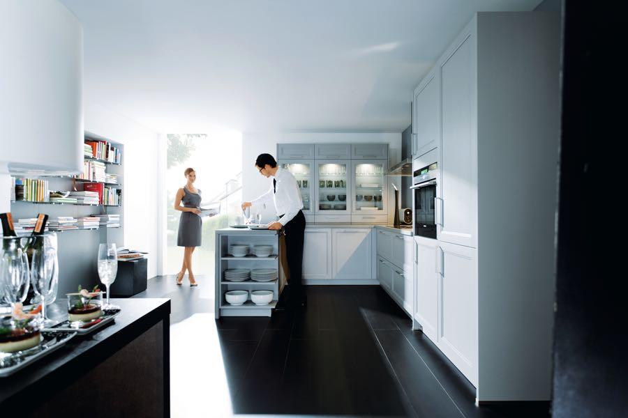 modern country kitchen Schuller Finca