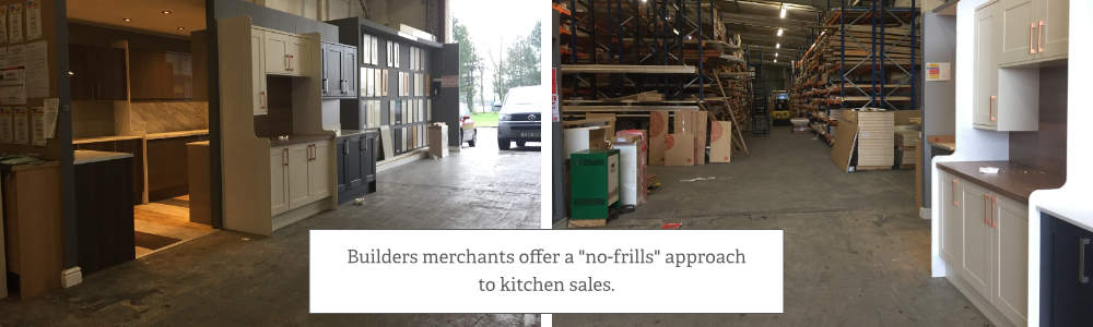 no frills kitchens from builders merchant