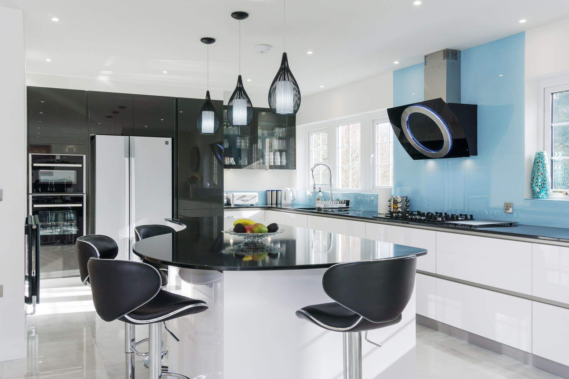 Spectacular Pronorm Kitchen island