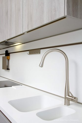 Corian integrated sinks